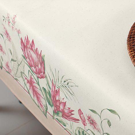 imagem do produto Toalha de Mesa Quadrada 160x160cm Sempre Limpa Protea - Karsten