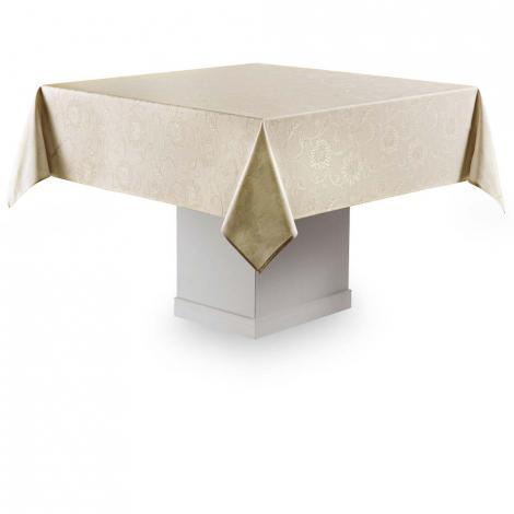 imagem do produto Toalha de Mesa Quadrada 180x180cm Celebration Sienna - Karsten