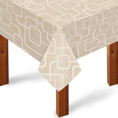 imagem do produto Toalha de Mesa Quadrada 220x220cm Allure Lazio - Rafimex