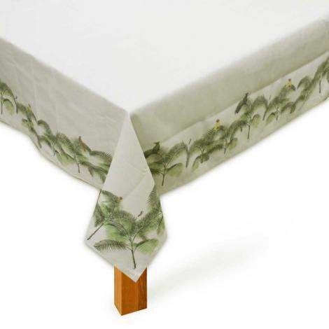imagem do produto Toalha de Mesa Quadrada Sarja Coqueiro - Catran