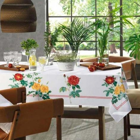 imagem do produto Toalha de Mesa Redonda 160cm Antiformiga Magrid - Karsten