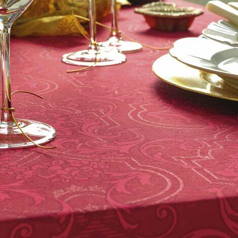 imagem do produto Toalha de Mesa Redonda 160cm Natal Clássica - Karsten