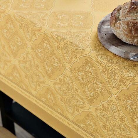 imagem do produto Toalha de Mesa Redonda 160cm Sempre Limpa Ornate - Karsten