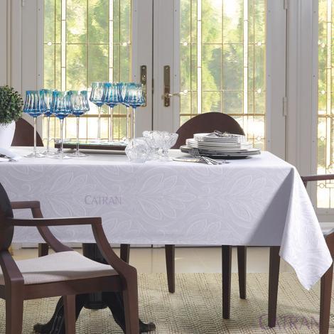 imagem do produto Toalha de Mesa Redonda 178cm Sempre Limpa Ambroisie - Karsten