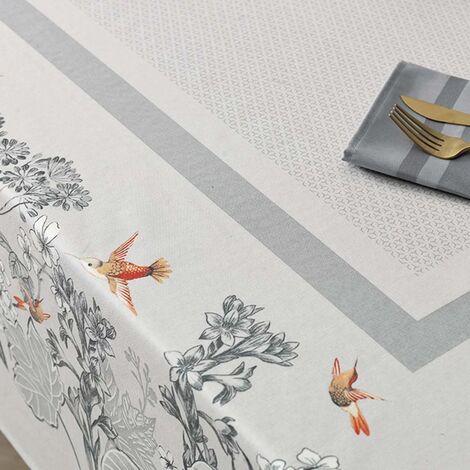 imagem do produto Toalha de Mesa Redonda 178cm Sempre Limpa Marila - Karsten