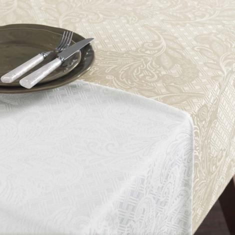 imagem do produto Toalha de Mesa Redonda 178cm Sempre Limpa Mendi - Karsten