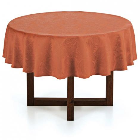 imagem do produto Toalha de Mesa Redonda 178cm Sempre Limpa Tropical - Karsten