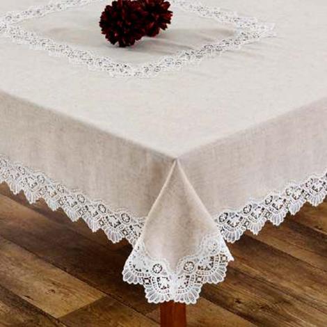 imagem do produto Toalha de Mesa Redonda 180cm 1203 - Rafimex