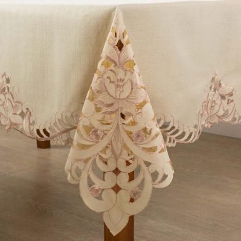 imagem do produto Toalha de Mesa Redonda 180cm 930 - Rafimex