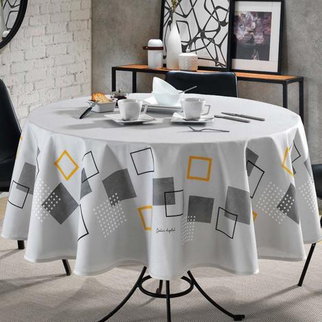 imagem do produto Toalha de Mesa Redonda 180cm Clean Renova Gael D - Dohler