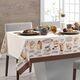 imagem do produto Toalha de Mesa Retangular 140x210cm Café Gourmet - Karsten