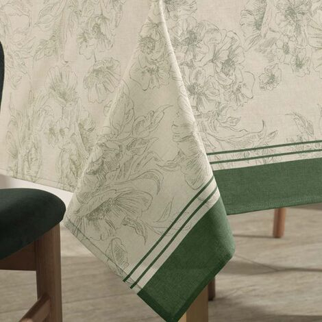 imagem do produto Toalha de Mesa Retangular 140x250cm Sempre Limpa Constance - Karsten