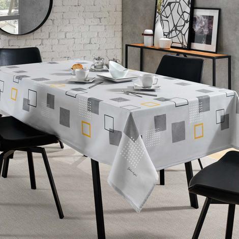imagem do produto Toalha de Mesa Retangular 140x270cm Clean Renova Gael D - Dohler