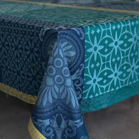 imagem do produto Toalha de Mesa Retangular 150x250cm Algodão Lamego - Catran