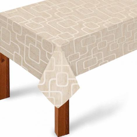 imagem do produto Toalha de Mesa Retangular 152x270cm Allure Lazio - Rafimex