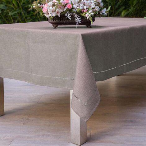 imagem do produto Toalha de Mesa Retangular 160x210cm Glamour Lisa - Catran