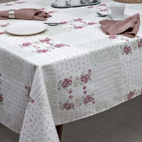 imagem do produto Toalha de Mesa Retangular 160x270cm Impermeável Passion - Kacyumara
