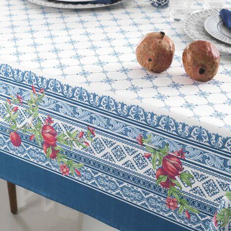 imagem do produto Toalha de Mesa Retangular 160x270cm Sempre Limpa Romana - Karsten