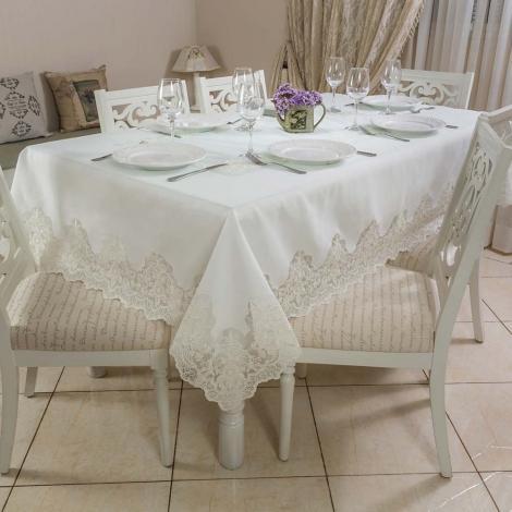 imagem do produto Toalha de Mesa Retangular 170x220cm Málaga - Catran