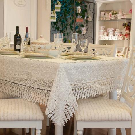 imagem do produto Toalha de Mesa Retangular 170x220cm Provence - Catran