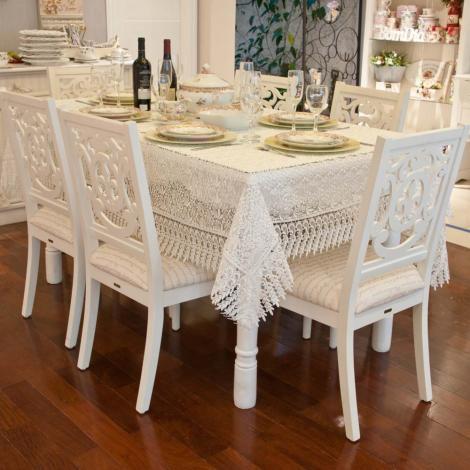 imagem do produto Toalha de Mesa Retangular 170x270cm Provence - Catran