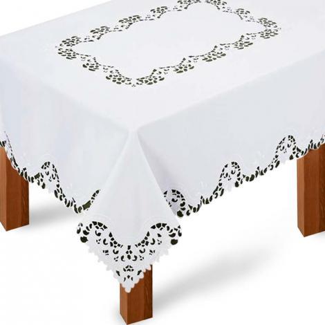 imagem do produto Toalha de Mesa Retangular 180x220cm 2029 - Rafimex
