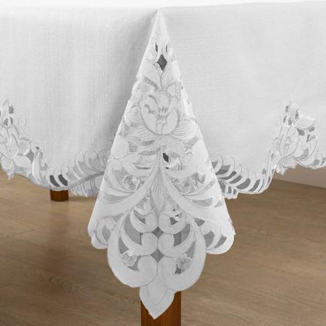 imagem do produto Toalha de Mesa Retangular 180x220cm 930 - Rafimex