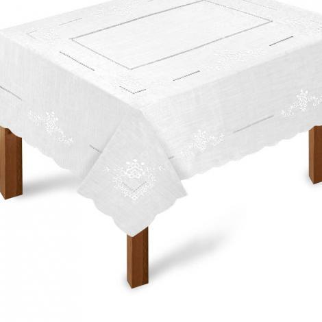imagem do produto Toalha de Mesa Retangular 180x310cm 025 - Rafimex
