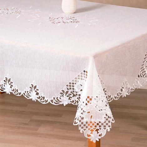 imagem do produto Toalha de Mesa Retangular 180x350cm 2014 - Rafimex