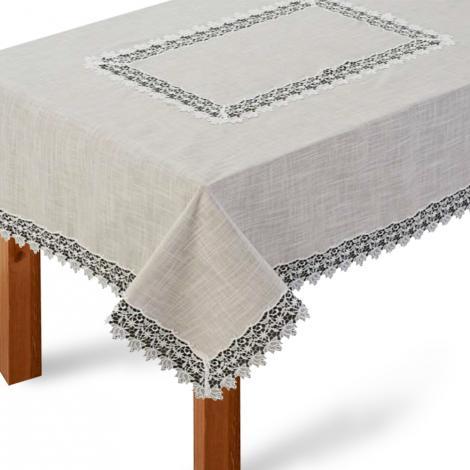 imagem do produto Toalha de Mesa Retangular 180x400cm 17570 - Rafimex