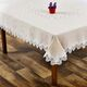 imagem do produto Toalha de Mesa Retangular 180x400cm Linho 972 - Rafimex